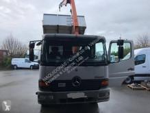 Camião Mercedes Atego 1218 basculante usado