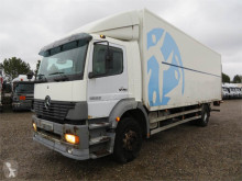 Box truck Mercedes-Benz Atego 1828 4x2 Euro 3
