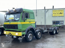 Vrachtwagen chassis Mercedes 3038 Long Chassis V8 ZF Spring Suspension 12 Tyre's Good Condition