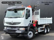 Camión volquete Renault Kerax 380.26 6x4 benne Euro 5
