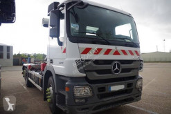 Mercedes Actros 2541 truck used hook lift