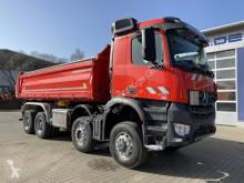 Vrachtwagen Mercedes Arocs 4142 8x6 EURO6 DSK Meiller Kipper tweedehands kipper