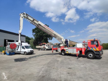 Camion MAN 18 280 pompiers occasion