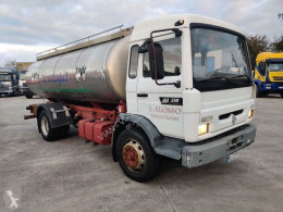 Camião Renault Gamme M 250 - 16 Inox Foodstuff / Alimentaire Isotherm Tanker 11000 L cisterna usado