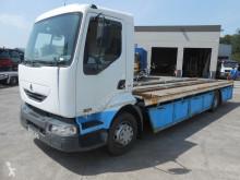 Camião estrado / caixa aberta Renault Midlum 220 DCI