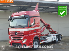 Mercedes Actros 2551 L truck used hook lift