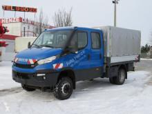 Furgoneta furgoneta con lona Iveco Daily Daily 60-170 Pritsche Doppelkabine Allrad bei Achtleitner