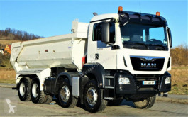 Camion MAN TGS 35.440 Kipper *8x4* !! benne occasion