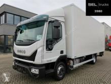 Camion Iveco Eurocargo Eurocargo 75-190 / Ladebordwand / 3 Sitze fourgon occasion