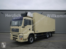 Camion frigo MAN TGA TGA 26.310 6x2BL, Carrier Supra 750, Diesel/Netz