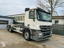 Camion Mercedes Actros Mercedes Benz Actros 2846 Abrollkipper polybenne occasion