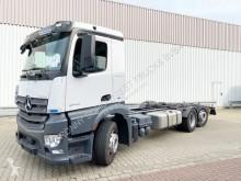 Camión chasis Mercedes Antos 2542 L 6x2 2542 L 6x2 mit Lenk-/Liftachse