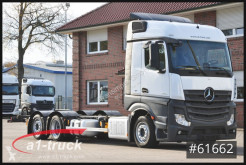 Mercedes Actros 2542LnR Jumbo BDF, Safety, Retarder truck used chassis