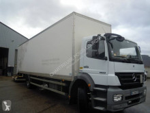 Mercedes Axor 1829 truck used plywood box