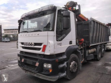 Camion Iveco Stralis AD 260 S 42 Y/P benne à ferraille occasion