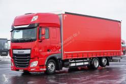 DAF 106 / 460 / SSC / ACC / E 6 / FIRANKA / 20 EURO truck used tautliner