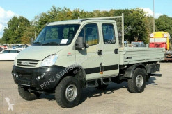 Camion benne Iveco 55S18W DAILY 4x4 DOKA EURO 4 TIPPER