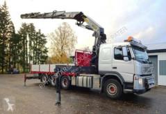 Camion cassone Volvo FM 340 8x4 PALFINGER PK 44002 EURO 5 CRAN Kran