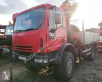Ciężarówka Iveco 140E18 4x4 PALFINGER PK 12500 DRILL Cran Kran platforma używana