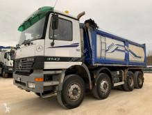 Ciężarówka Mercedes Actros wywrotka używana