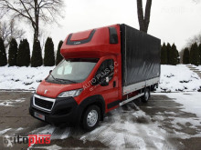 Peugeot tarp truck BOXER