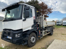 Renault Gamme K 380.19 DTI 11 truck used two-way side tipper