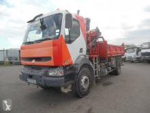 Renault Kerax 320 truck used two-way side tipper