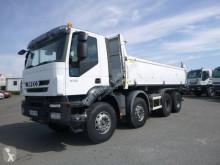 Camion Iveco Trakker 410 bi-benne occasion