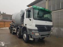 Camion betoniera cu rotor/ Malaxor Mercedes Actros 4144