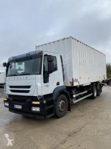 Camion Iveco Stralis 420 porte containers occasion