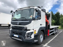 Camion Volvo FMX 500 plateau standard occasion