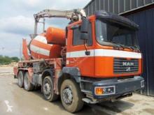 Camión MAN TGA 26.430 hormigón cuba / Mezclador usado