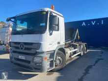 Mercedes Actros 2541 NLG truck used hook arm system