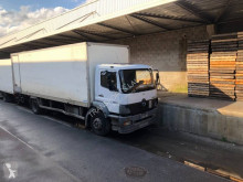 Camion Mercedes Atego 1823 fourgon polyfond occasion