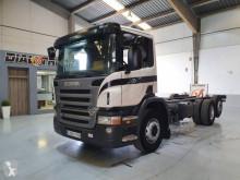 Scania P 380 грузовое шасси б/у