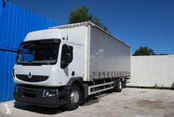 Renault függönyponyvaroló teherautó Premium 270.19 DXI