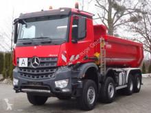 Camión Mercedes Arocs 4145 8x6 EURO6 Muldenkipper Carnehl volquete usado