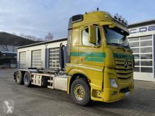 Camion polybenne Mercedes Arocs 2558 6x2 Abrollkipper *Lenkachse Retarder