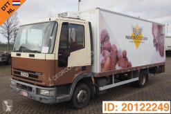 Vrachtwagen koelwagen mono temperatuur Iveco Eurocargo