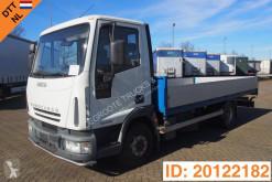 Camião Iveco Eurocargo estrado / caixa aberta usado