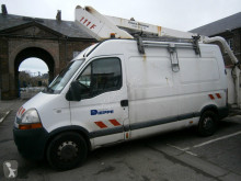 Renault box truck Master