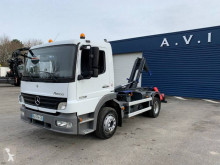 Mercedes hook lift truck Atego 1218 N
