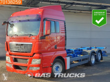 MAN TGX 26.440 truck used BDF