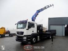 MAN plató teherautó TGS 26.360