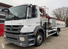 Camion Mercedes Axor 1829 polybenne occasion