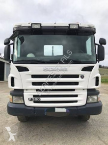 Scania P 380 truck used hook lift