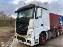 Kässbohrer heavy equipment transport truck