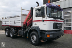 MAN 33.414 truck used tipper