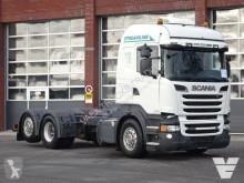 Ciężarówka podwozie Scania R 500