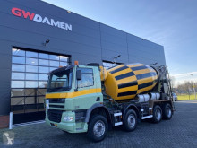 DAF 85 truck used concrete mixer